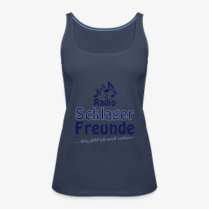 RSF Fanshirt - Frauen Premium Tank Top