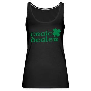Craic Dealer - Frauen Premium Tank Top