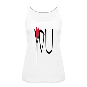 I you - Frauen Premium Tank Top
