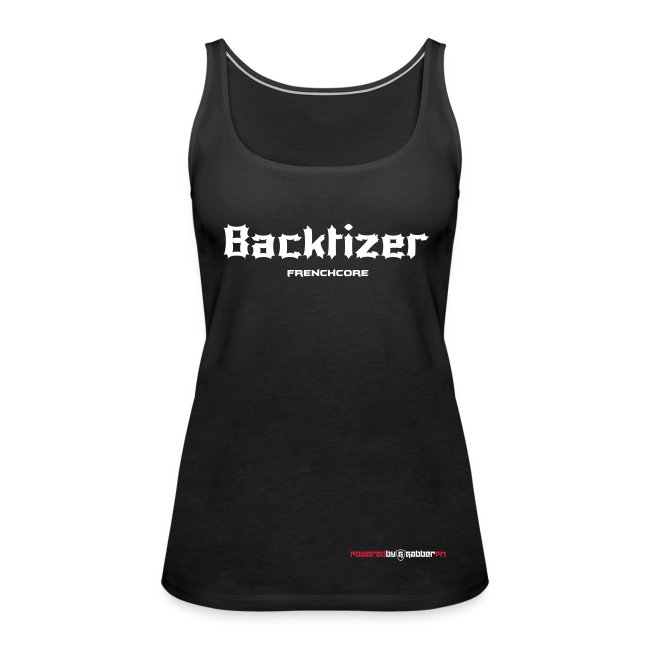 Backtizer Tank Top Female