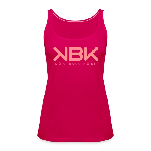 KBK (Exklusiv) - Premiumtanktopp dam