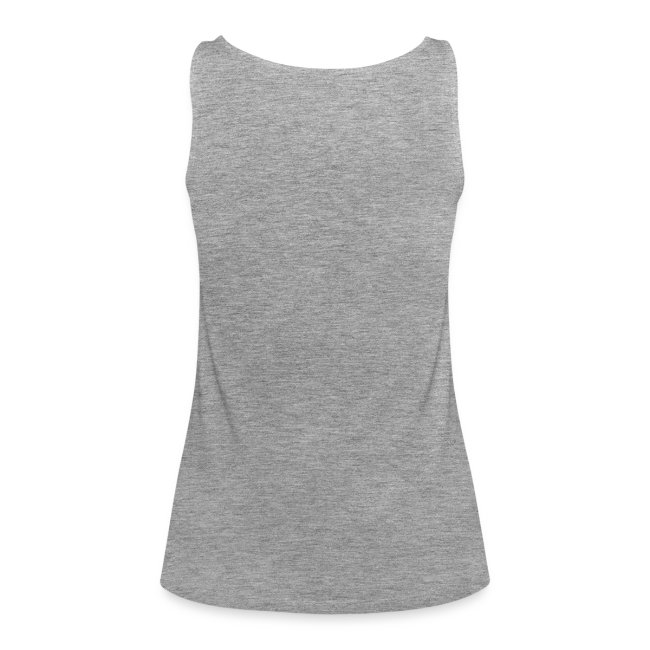 Keto ABS right here tank top