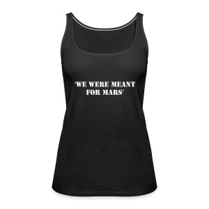 MK Mars Premium Tank-Top (Logo on back) - Women's Premium Tank Top