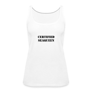 MK Certified SQ Tank-Top (Logo on back) - Women's Premium Tank Top