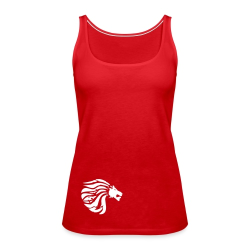"Tank Top ""Lioness"" Women - Frauen Premium Tank Top"