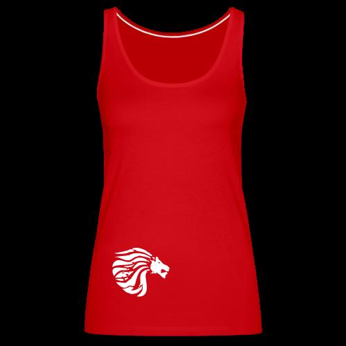 "Tank Top ""Lioness"" Women - Frauen Premium Tank Top"