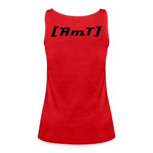 AgentmitTalent-Frauen Top - Frauen Premium Tank Top