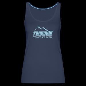 Fluyendo Ladies' Tee - Women's Premium Tank Top
