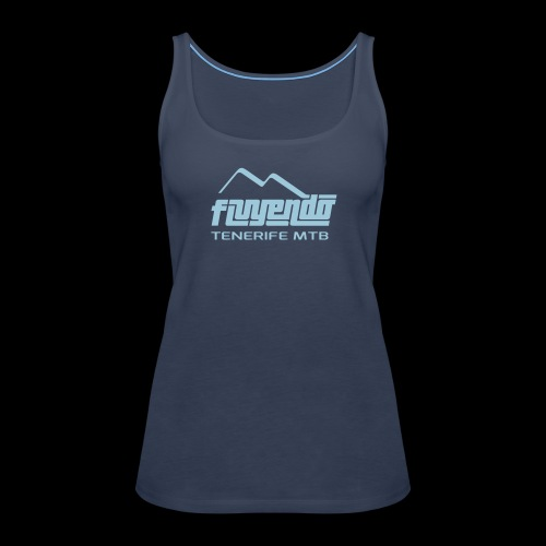 Fluyendo Ladies' Tee - Women's Premium Tank Top