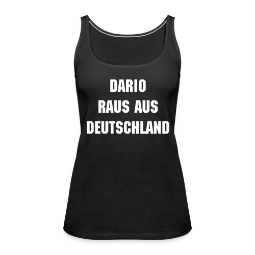 Damen Tank Top - Frauen Premium Tank Top