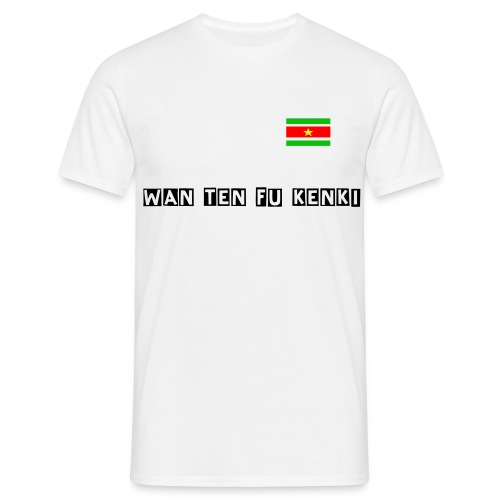 A  time for change - Mannen T-shirt