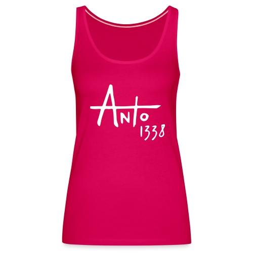 Anto1338 sombre pour femme - Débardeur Premium Femme