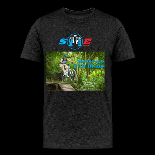 The Full Banjo - Men's Premium T-Shirt
