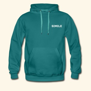 SIMILE Crew Sweater - Men's Premium Hoodie