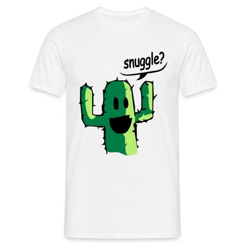 Snoggle? - T-skjorte for menn