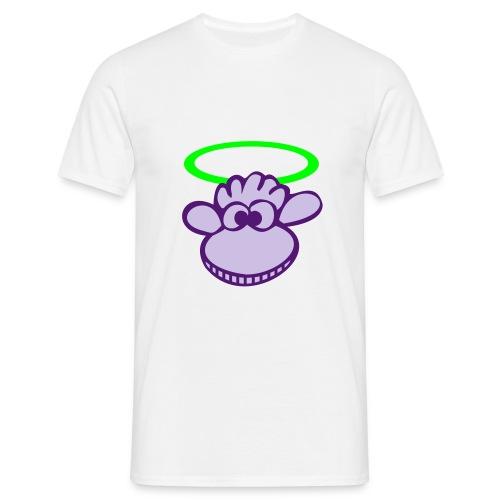 Angel? - T-skjorte for menn