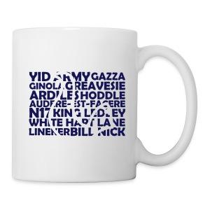 Spurs Legends Mug - Mug