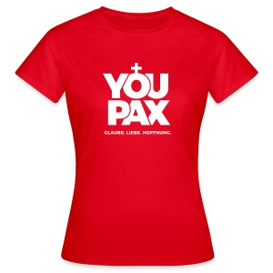 YOUPAX Damen-Shirt - Frauen T-Shirt