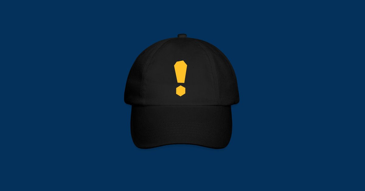 Geektown Store World Of Warcraft Quest Giver Hat