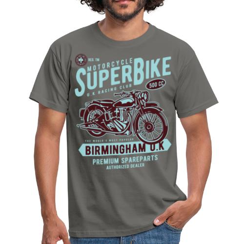 Mens Premium - SuperBike Tshirt - Men's T-Shirt