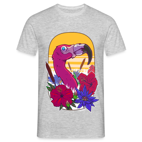 Tropical Sunset - Homme - T-shirt Homme