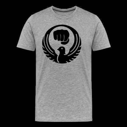 Wado Karatedo shirt - Men's Premium T-Shirt