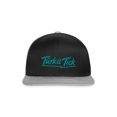 Base Cap TürkisTick Logo Flex - Snapback Cap