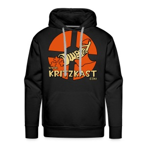 Kritzkast Hoodie - Men's Premium Hoodie
