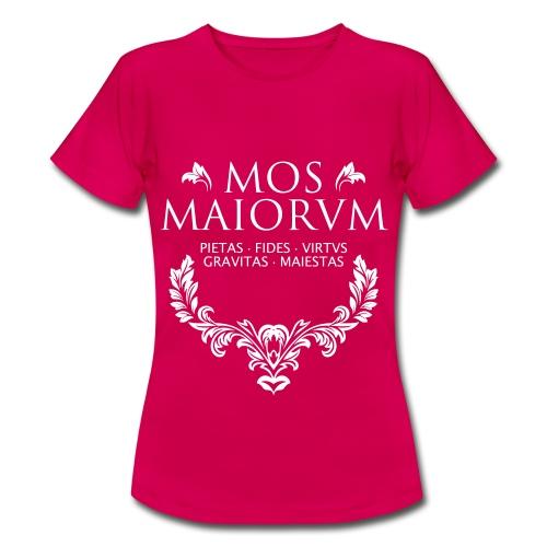 Mos Maiorum (no inglese) - Maglietta da donna