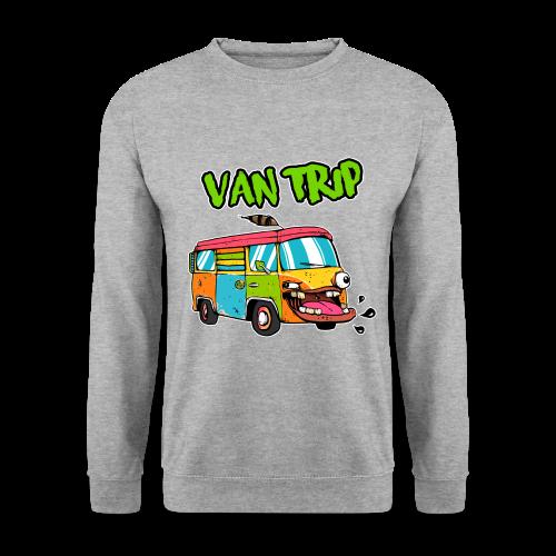 Van Trip - Pull Unisexe - Sweat-shirt Homme