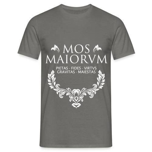 Mos Maiorum (no inglese) - Maglietta da uomo