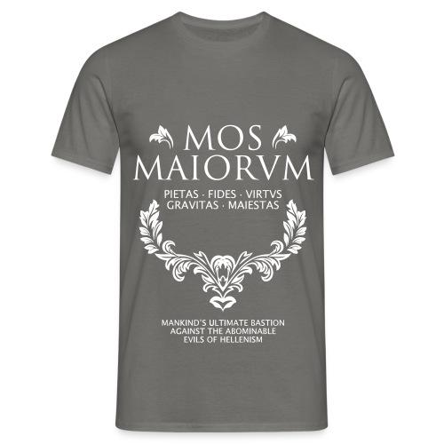 Mos Maiorum - Maglietta da uomo