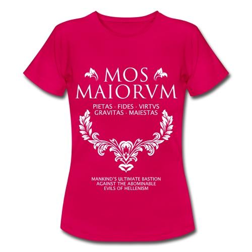 Mos Maiorum - Maglietta da donna