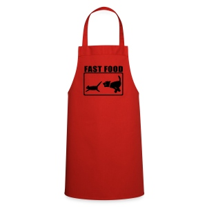 Fast Food - Cooking Apron