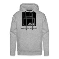 Hoodies & Sweatshirts ~ Men's Premium Hoodie ~ Retro floppy