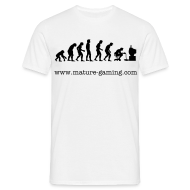 T-Shirts ~ Men's T-Shirt ~ Gamers evolution