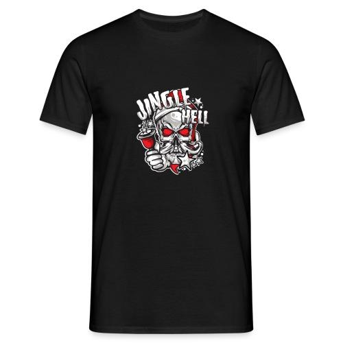 Angesagtes Anti-Weihnachts-T-Shirt - Männer T-Shirt