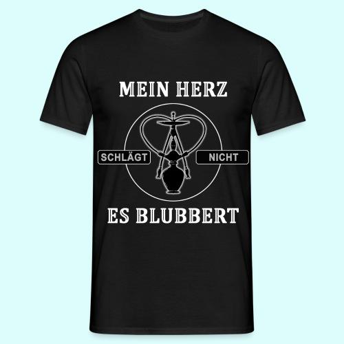 Shisha - Love T-Shirt für Männer - Männer T-Shirt