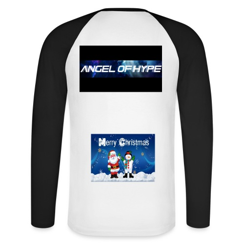 Christmas Long Shirt - Men's Long Sleeve Baseball T-Shirt
