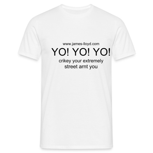 YO YO YO - Men's T-Shirt
