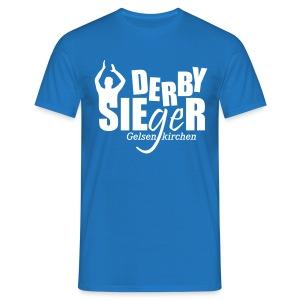 Derbysieger Gelsenkirchen - Männershirt - Männer T-Shirt
