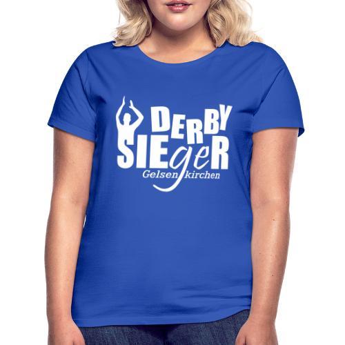 Derbysieger Gelsenkirchen - Frauenshirt - Frauen T-Shirt