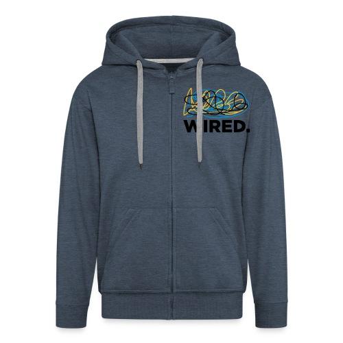 wired - Premium-Luvjacka herr