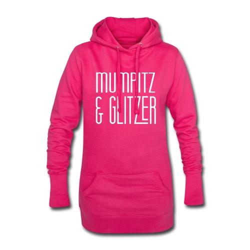 Mumpitz & Glitzer Hoodie Kleid - Hoodie-Kleid