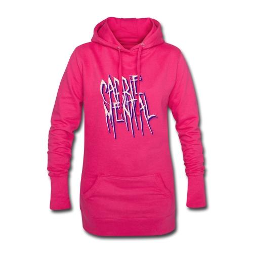 Carrie Mental Hoodie Kleid - Hoodie-Kleid