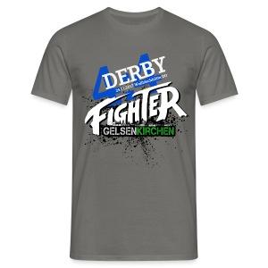 Derby Fighter Shirt - Männer - Männer T-Shirt