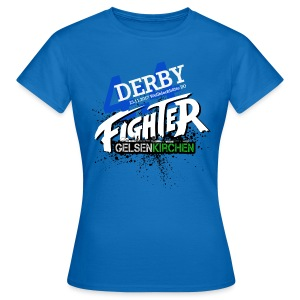 Derby Fighter Shirt - Frauen - Frauen T-Shirt