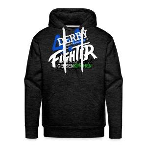 Derby Fighter Hoodie - Männer - Männer Premium Hoodie