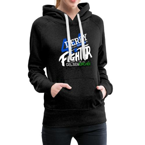 Derby Fighter Hoodie - Frauen - Frauen Premium Hoodie