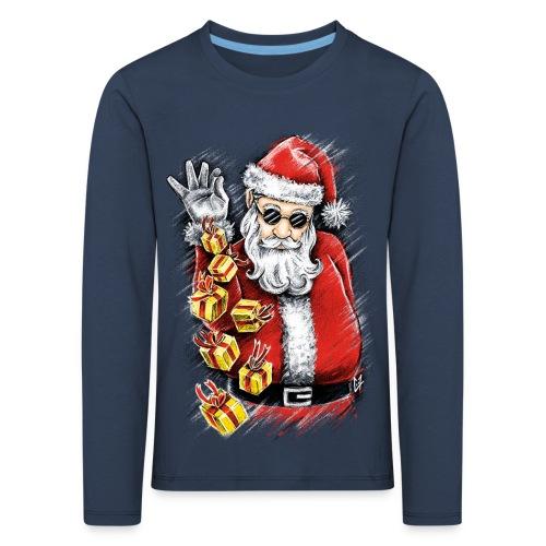 Gift Bae - Kids' Premium Longsleeve Shirt